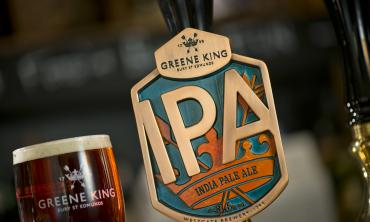 GREENE KING IPA LOOKS TO THE FUTURE WITH BOLD NEW DESIGN