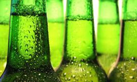 Image of beer bottles