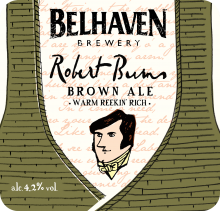 Robert Burns 4.2% ABV