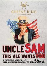 Uncle Sam 5% ABV