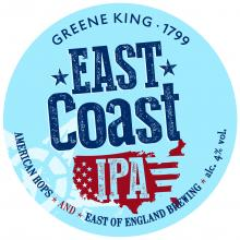East Coast IPA 4.0% ABV