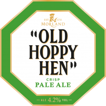 Old Hoppy Hen 4.2% ABV (2016)