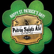 Patron Saints Ale (St Patrick's Day) 4.5% ABV