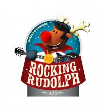 Rocking Rudolph 2015 pump clip